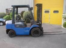 Chariot diesel